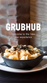 Grubhub Food Delivery/Takeout Screenshot 1