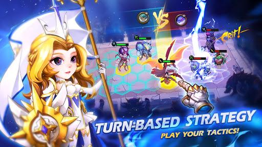 Runelords Arena: Battle Chess Royal Mobile Legends 2.2.11 screenshots 3