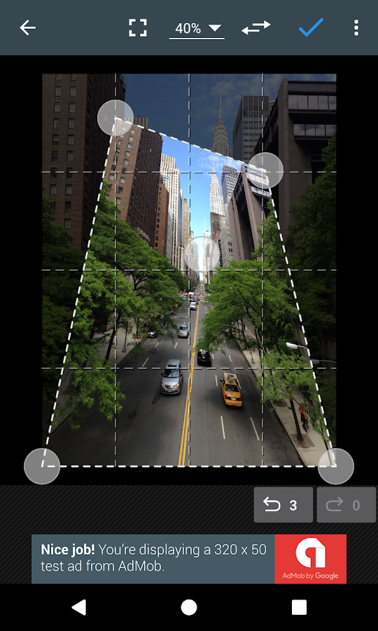 Screenshots of Photo Editor for iPhone