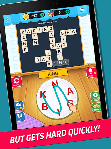 Crossword Jam: A word search and word guess game 1.50.0 screenshots 15
