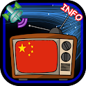 Canal de TV online China icon