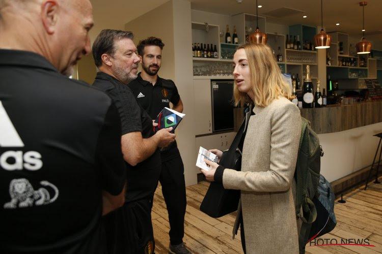 """Charlotte Cranshoff over haar avonturen bij Standard: """"Me de keuze zeker nog niet beklaagd"""""""