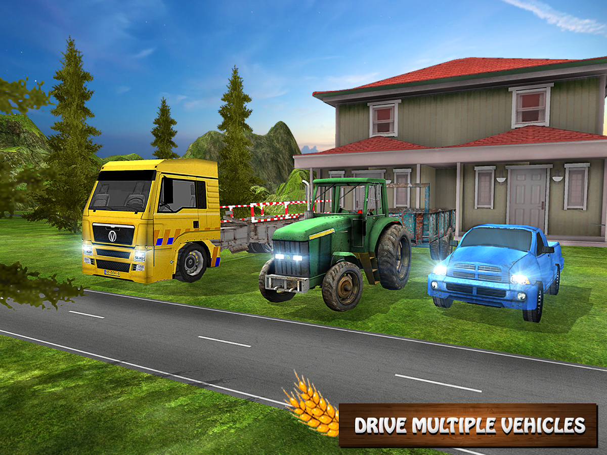 Extreme-Drive-Hill-Farm-Truck 37