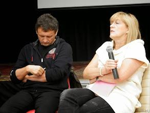 Photo: Gyurgyák János és Schmidt Mária
