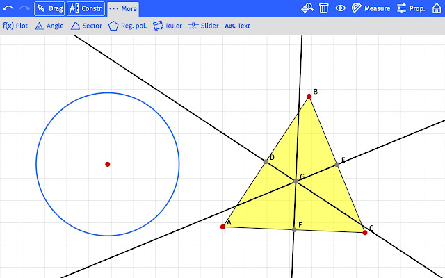 Sketchometry chrome web store interactive geometry by sketches ccuart Image collections
