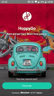 HoppyGo - náhled