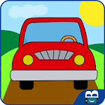 Vehicles for Kids Icon