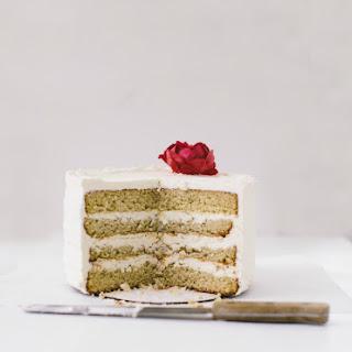 Vanilla-Bourbon Cake.