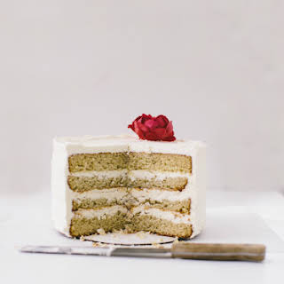 Vanilla Bourbon Cake Recipes.