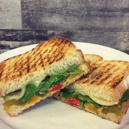 Poblano Chili Chicken Sandwich