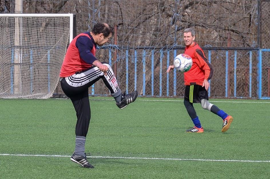Міні-футбол: Меморіал В. Максимчука 2020. 55+. «Заставна» — «Матфак-Університет» 1:2
