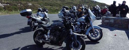 Irlande moto