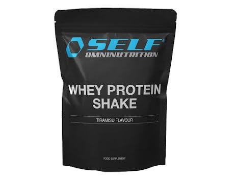 Self Whey Protein Shake 1kg - Tiramisu