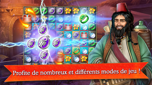 Cradle of Empires Match-3 Game captures d'u00e9cran 2