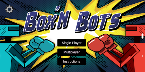 Box'N Bots: Robot Boxing screenshot 4