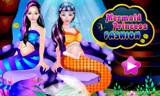 Fashion Mermaid Princess
