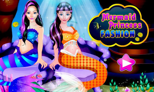Fashion Mermaid Princess|玩休閒App免費|玩APPs