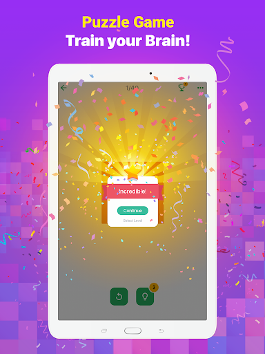FILL IN  u2013 Connect the Blocks With One Line 1.0.0 screenshots 10