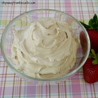 Whipped Mascarpone Cream with Balsamic