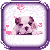Puppy Live Wallpaper