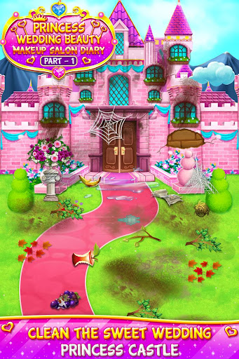 Princess Wedding Magic Makeup Salon Diary Part 1 screenshot 5