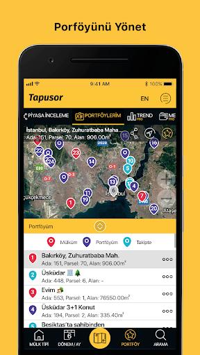 Tapusor screenshot