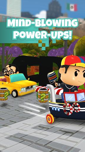 El Chavo Kart: Kart racing game 1.5 screenshots 3