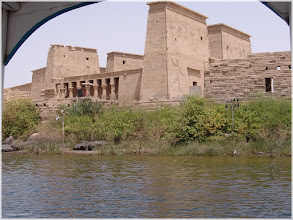 Photo: Templo de Philae en Aswan. Egipto