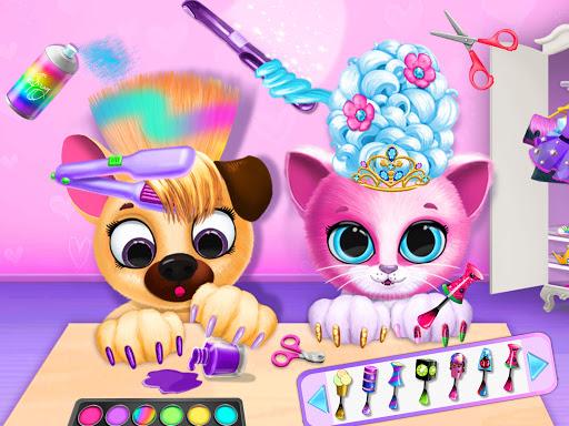 Kiki & Fifi Pet Beauty Salon - Haircut & Makeup 4.0.34 screenshots 20