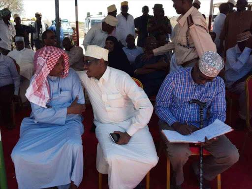 Makhabul clan endorses Abdi for Wajir South