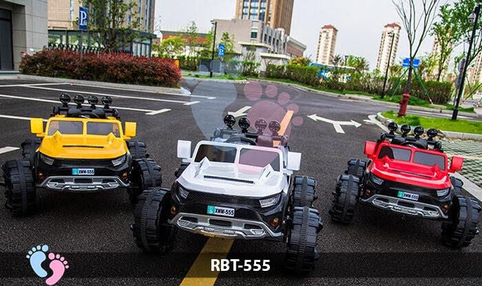 Xe ô tô điện địa hình cỡ lớn RBT-555 1
