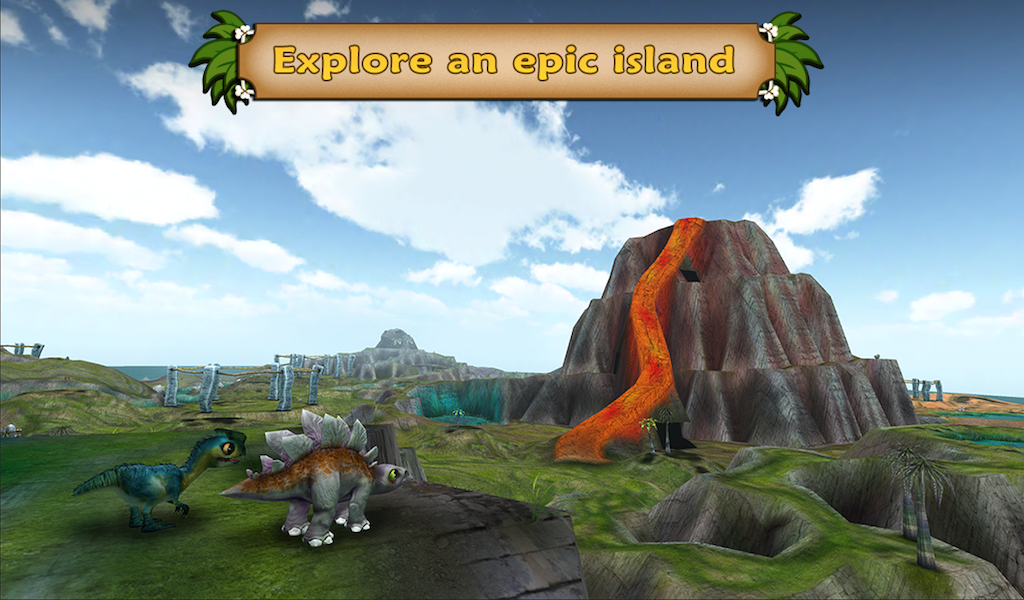 Dino Tales- screenshot
