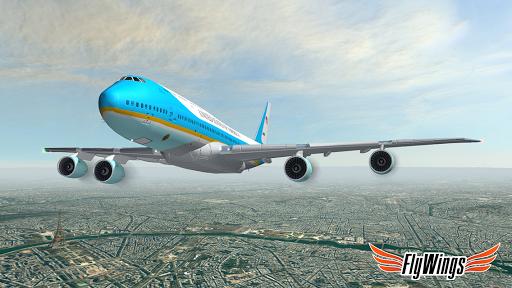 Flight Simulator 2015 Flywings - Paris and France apkpoly screenshots 20