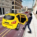 Crazy City Taxi driving simulator 2020: Taxi Games icon