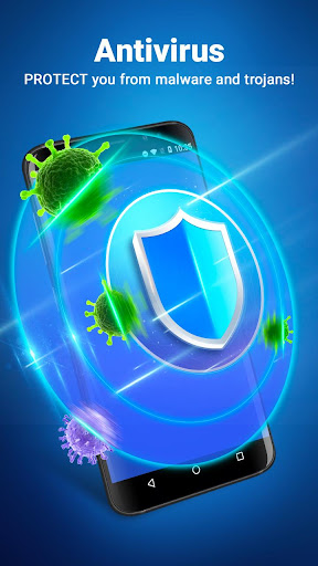 master clean antivirus android
