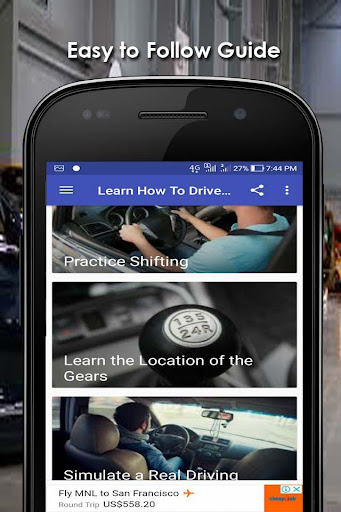Learn How To Drive : Manual Car download 1