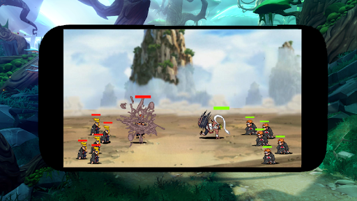 Senki Moba Battle  screenshots 2
