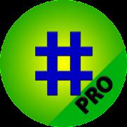App Icon for Hashtags em Português Pro App in Hong Kong Play Store