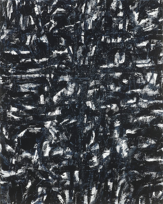 <p> <strong>Black Lake IV</strong><br /> Oil on canvas<br /> 50&rdquo; x 40&rdquo;<br /> 2021</p>