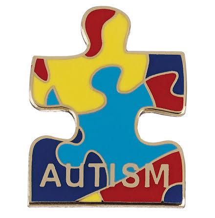 Emblem med Autism
