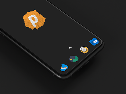 Paper - Icon Pack Screenshot