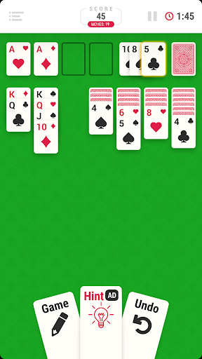 Solitaire Infinite - Classic Solitaire Card Game! apkmr screenshots 2