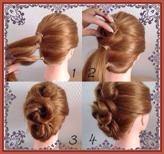 Hair Style Steps Android Apps On Google Play - Hairstyle design pictures