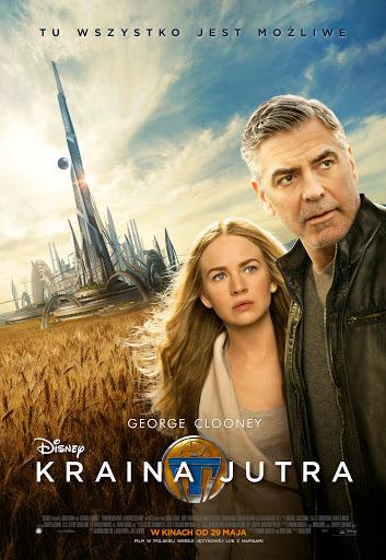 Polski plakat filmu 'Kraina Jutra'