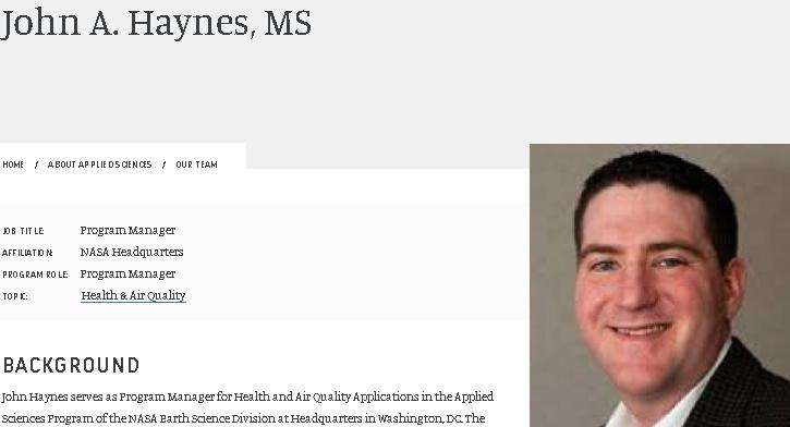 John Haynes - Weather Influencer