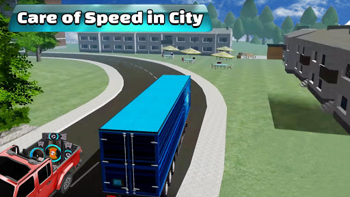 City Computer & LCD Cargo Transport 2019 1.1.0 screenshots 1