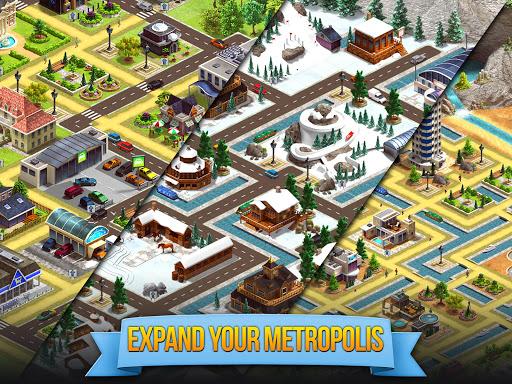 Tropic Paradise Sim: Town Building City Game 1.4.4 screenshots 11