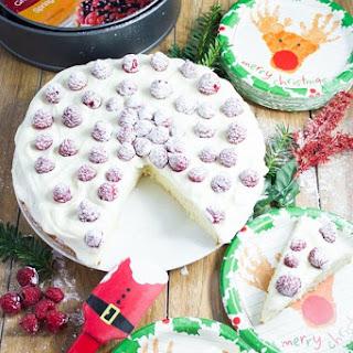 White Cake With Fresh Fruit Recipes