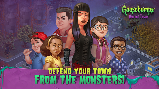 Goosebumps HorrorTown - The Scariest Monster City! 0.4.5 screenshots 4