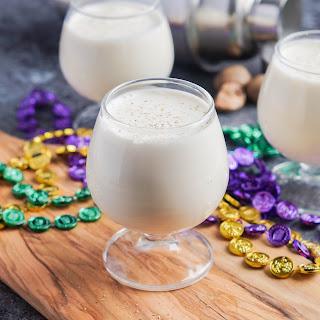 New Orleans Brandy Milk Punch.